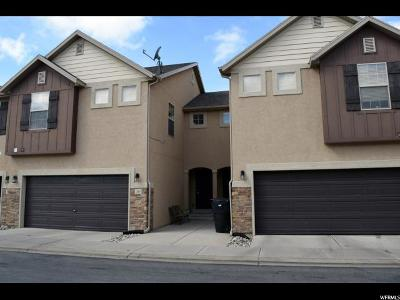 Spanish Fork Townhouse For Sale: 1207 N Firefly Dr W