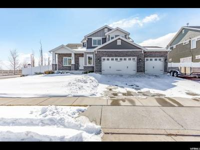 West Jordan Single Family Home For Sale: 6261 W Swan Ridge Way