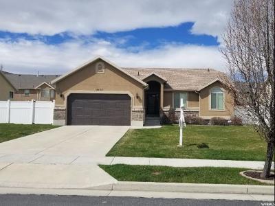 West Jordan Single Family Home For Sale: 8468 S Double Arch Cir