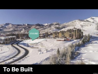 Park City Condo For Sale: 2670 Canyons Resort Dr #116