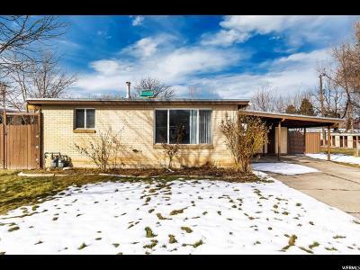 Salt Lake City Multi Family Home For Sale: 3920 S 1040 E