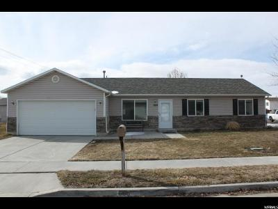 Lehi Single Family Home For Sale: 660 S 1250 W