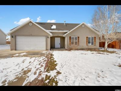 Payson Single Family Home For Sale: 212 E Jay Ln