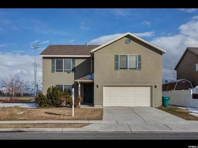 Lehi Single Family Home For Sale: 809 S Gander Way