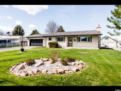 Hyrum Single Family Home For Sale: 315 E 100 S