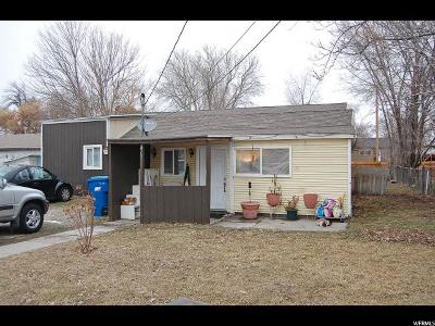 American Fork UT Single Family Home For Sale: $230,000
