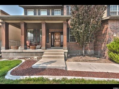 Eagle Mountain Single Family Home For Sale: 8849 N Jefferson Dr