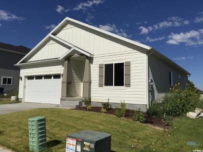 Spanish Fork Single Family Home For Sale: 723 N White Horse Dr E
