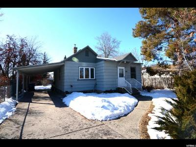 River Heights Single Family Home For Sale: 416 E 500 S