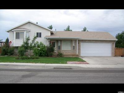 Santaquin Single Family Home For Sale: 535 N 450 W