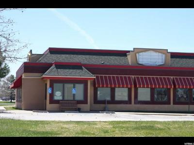 South Ogden Commercial For Sale: 5805 S Harrison Blvd. E