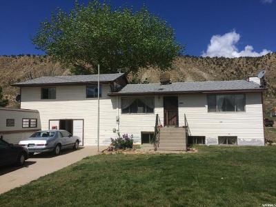 Carbon County Single Family Home For Sale: 4965 Hwy 6
