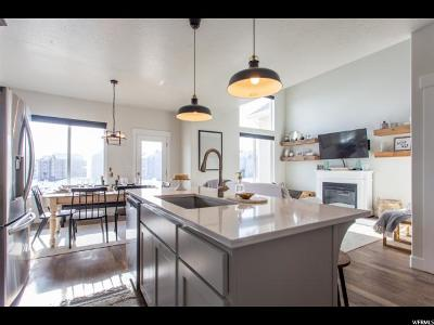 Herriman Townhouse For Sale: 4227 W Juniper Shade Dr S