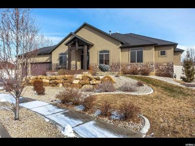 Lehi Single Family Home For Sale: 1377 E 2280 N