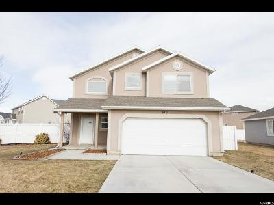 Lehi Single Family Home For Sale: 670 W Lakeview Dr