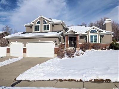 Sandy UT Single Family Home For Sale: $549,900