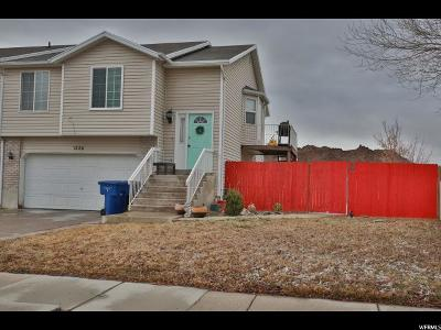 Magna Single Family Home For Sale: 7326 Mineside Dr