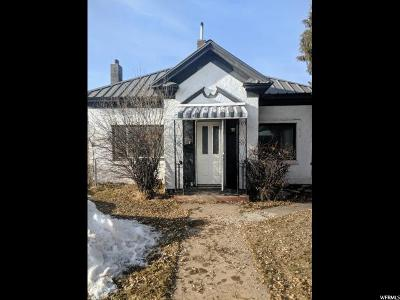 Single Family Home For Sale: 624 Grant St