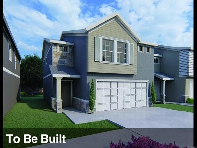 Spanish Fork Single Family Home For Sale: 3242 E 1350 S Cbma S #MODEL