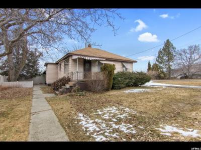 Provo Single Family Home For Sale: 5253 N Canyon Rd