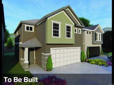 Spanish Fork Single Family Home For Sale: 3242 E 1350 S Cbmb S #MODEL