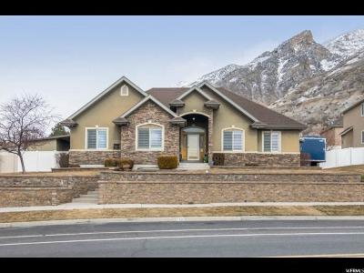Provo Single Family Home For Sale: 1607 S 1320 E