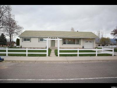 Payson Single Family Home For Sale: 723 E 300 S