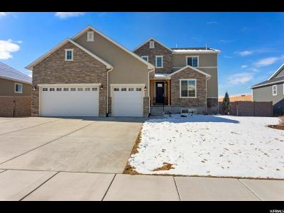 Kaysville Single Family Home For Sale: 1364 Thoroughbred Cir