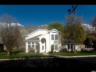 Provo Single Family Home For Sale: 2992 N 25 W