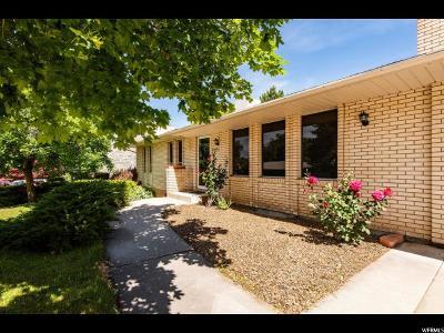 Springville Single Family Home For Sale: 1081 E 50 N