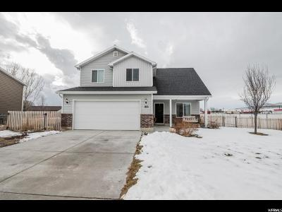 Tremonton Single Family Home Under Contract: 166 S 850 W
