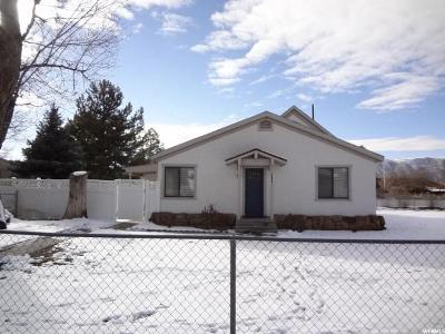 Payson Single Family Home For Sale: 395 N 600 W