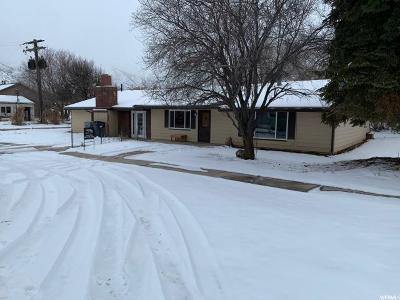 Santaquin Multi Family Home For Sale: 195 W 200 N