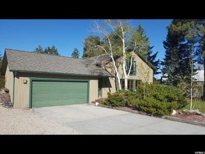 Sandy Single Family Home For Sale: 8732 S Tracy Dr