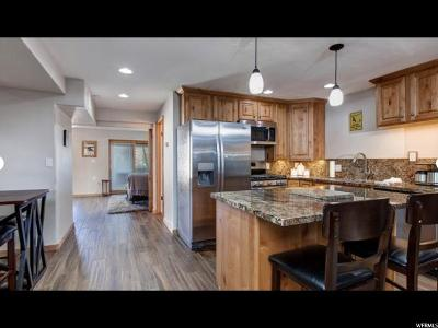Park City Condo For Sale: 524 Woodside Ave #10