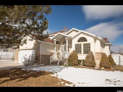 West Jordan Single Family Home For Sale: 5174 W 8270 S