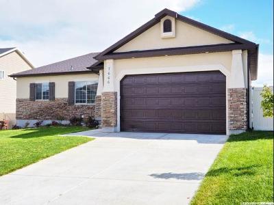 Eagle Mountain Single Family Home For Sale: 7666 N Ansley Ln E