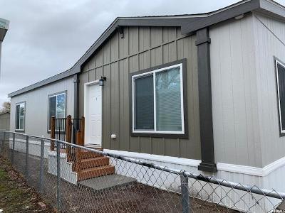 Salt Lake City Single Family Home For Sale: 1270 W Thrush St S #278
