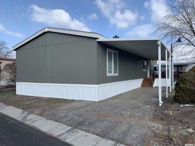Salt Lake City Single Family Home For Sale: 3833 S Chickadee St W #55