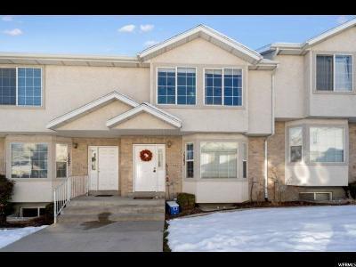 Provo Townhouse For Sale: 1363 S 1400 E