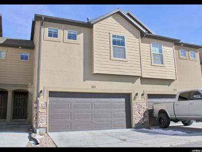 Townhouse For Sale: 213 S 1930 E