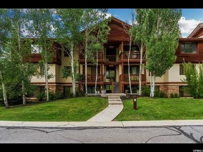 Park City Condo For Sale: 1600 W Pinebrook Blvd #H12