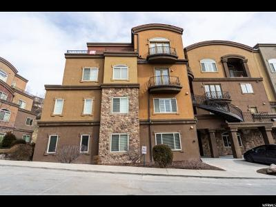 Provo, Orem Townhouse For Sale: 5176 N University Ave #412