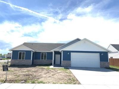 Tremonton Single Family Home For Sale: 465 N 400 W