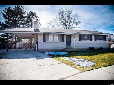 American Fork Single Family Home For Sale: 830 E 475 N