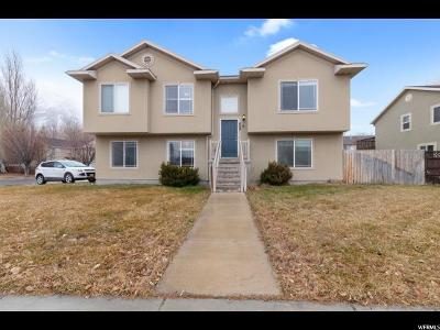 Springville Single Family Home For Sale: 488 N 750 W