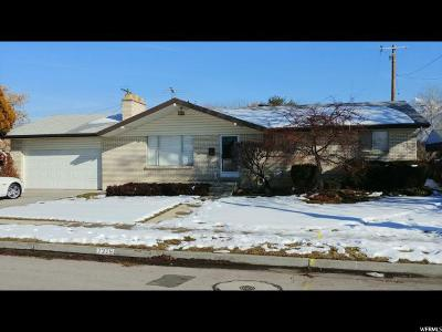 Salt Lake County Single Family Home For Sale: 7379 S Cottonwood Dr
