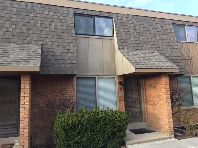 Fruit Heights Condo Under Contract: 1206 E 986 S