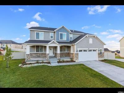 Saratoga Springs Single Family Home For Sale: 508 W Fox Creek Cir