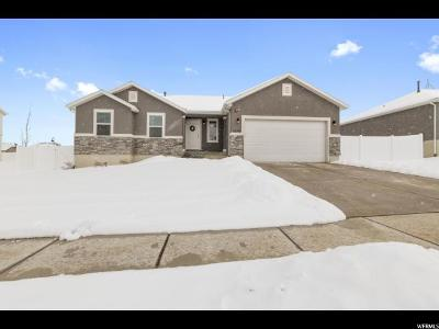 Elk Ridge Single Family Home For Sale: 1226 N Horizon View Loop